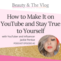 The Magic of Being Yourself on YouTube - Erika Vieira